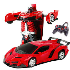 RC Car toys Remote Control Transformation Robots toy Deformation