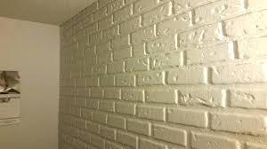 how to make a fake brick wall brick wall image of faux brick wall with how to make a fake brick wall text