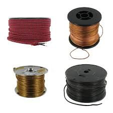 lamp parts lighting parts chandelier parts wire on the roll Speaker Wire Parts wire on the roll or by the foot fabric plastic mx-fs8000 speaker wire replacement parts