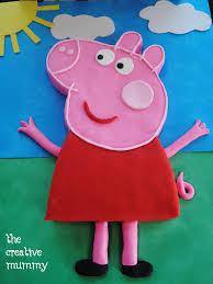 Peppa Pig Bedroom Stuff Mollys Peppa Pig Party Thecreativemummy