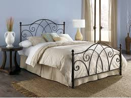 iron rod furniture. Vintage Wrought Iron Twin Bed Rod Furniture G