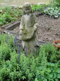 676 best garden statues images on flower garden ornaments