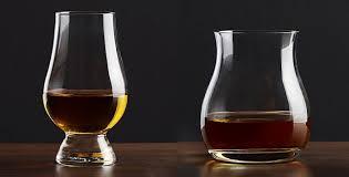 comparing glassware standard glencairn vs canadian glencairn