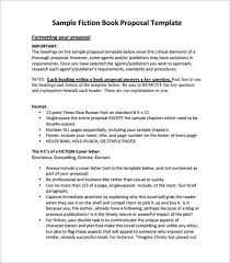 Download Now Book Proposal Template 16 Free Sample Example Format ...