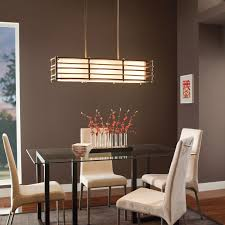 linear dining room lighting. Kichler 42061CMZ Moxie 3-Light Linear Pendant - 36W In. Cambridge Bronze | Hayneedle Dining Room Lighting O