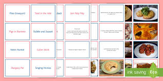 Finally, all of that matched data is. Strange Food Names Matching Cards Teacher Made
