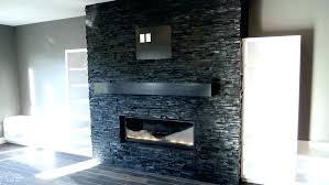 slate tile fireplace black slate tile fireplace black tile fireplace surround luxury black slate tile fireplace