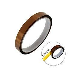 LUTIONS High Temp Tape Kapton Polyimide Tape ... - Amazon.com
