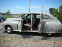 1948 dodge 4 door sedan doors gangster car that turns heads straight