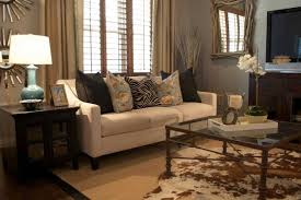 living room color schemes tan furniture