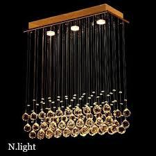 ne light hang ball chandelier