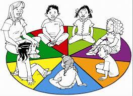 sitting on carpet clipart. circle time clip art cli sitting on carpet clipart