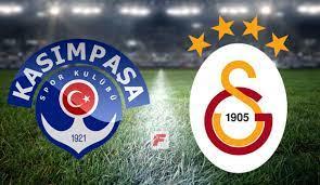 Kasımpaşa - Galatasaray maçı ne zaman, saat kaçta, hangi kanalda? (11'ler  belli oldu) - Galatasaray (GS) Haberleri