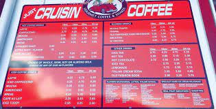 Order online and read reviews from just cruisin coffee at 835 kilauea ave in hilo 96720 from trusted hilo restaurant reviewers. Online Menu Of Just Cruisin Coffee Restaurant Hilo Hawaii 96720 Zmenu