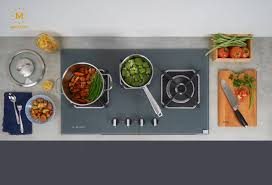 Nên Dùng Bếp Ga Âm Hay Bếp Điện Từ Cho An Toàn