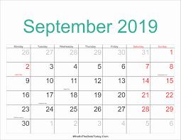 2019 November Calendar Printable Vertex Calendar Printable Template