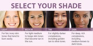 find your perfect shade here