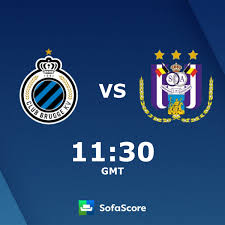 Club Brugge RSC Anderlecht live score, video stream and H2H results -  SofaScore