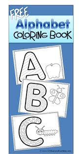 Print out our free alphabet coloring pages for your child to learn their abc's. Free Abc Coloring Sheets