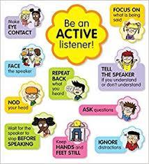 Active Listening Bulletin Board Scholastic Teachers Friend