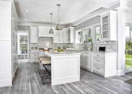 white cabinets grey floors. Plain Cabinets Gray Floors Certainly Are Not Something You See Every Day  Especially In  Kitchens Unfortunately The Color Gray Is Often Associated With Feelings Of Sadn Intended White Cabinets Grey Floors Pinterest