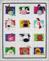 Animal Whimsy - Quilting by the Bay in Panama City, Florida ... & Animal Whimsy quilt pattern by Amy Bradley Designs Adamdwight.com