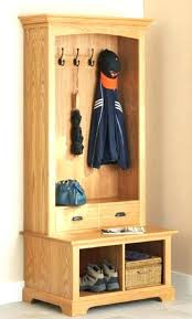 Coat Rack Shoe Storage Best Coat Rack With Shoe Rack Coat Racks Corner Hall Storage With Shoe