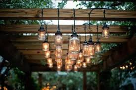 Diy outdoor lighting Unique Diy Outdoor Lights For Decorating Pergolas Porches And Balcony Designs Lushome 25 Beautiful Diy Outdoor Lights And Creative Lighting Design Ideas