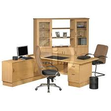 office world desks. Flamingo Office World Catalogue \u003e Desks Veneer T-Line Managerial L-Shaped Desk With Blotter Inlay 1800x1000