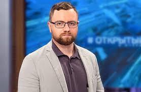 <b>Николай Матвеев</b> Ведущий программы «Открытый эфир