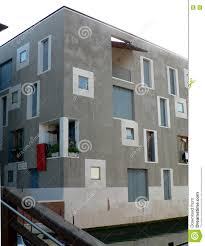 Modern Apartment Building Or Traditional House House Modern - Modern apartment building elevations