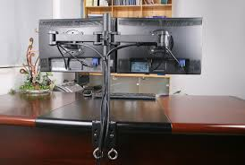 wonderful dual monitor desk stand organizer design ideas and decor photo details these photo we