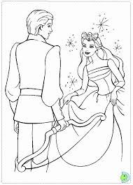 barbie of swan lake coloring page dinokids org