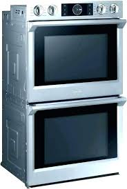 double oven 24 inch double oven gas wall whirlpool stainless steel for o double oven
