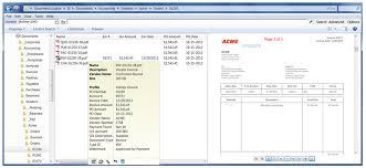 document invoice ap invoice processing