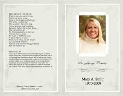 Funeral Templates Free Classy Shop For Printable Funeral Program Templates At Wisteria Press