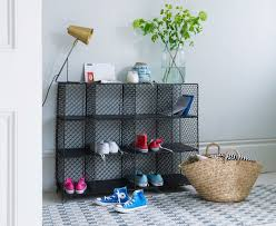 Bookcase Table Mish Mesh Shelves Industrial Wire Bookcase Loaf