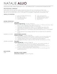 Job Skills Resume Examples Resume Ideas Pro
