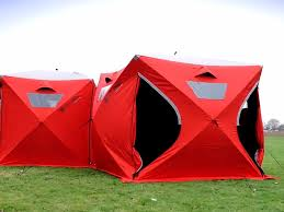 Modular Tent System Qube Tent Invents Quick Pitch Modular Tents Business Insider