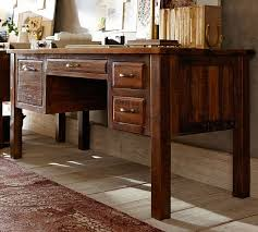 pottery barn home office furniture. Source: Http://ab.pbimgs.com/pbimgs/ab/photos/dp/wcm/201640/0034/bowry-reclaimed-wood- Desk-c.jpg Pottery Barn Home Office Furniture N