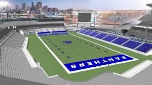 Turner Field How Stadium Will Look As Football Field