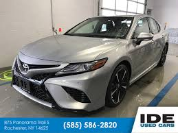 2018 camry. Wonderful Camry PreOwned 2018 Toyota Camry XSE And