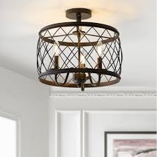 What Is A Flush Mount Ceiling Light