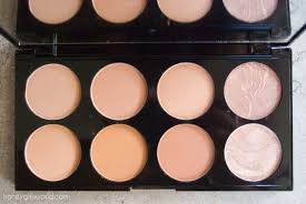 review blush contour palette all about bronze an affordable makeup brand you need to check out