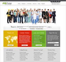 Free Online Job Application Templates 19 Job Portal Html5 Themes Templates Free Premium Templates