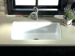 white kitchen sink with drainboard. Cast Iron White Kitchen Sink Reviews . With Drainboard