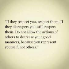 Quotes About Respecting Others Delectable 48 Best Respect Quotes With Images You Must See