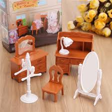 where to buy miniature furniture. Unique Miniature New Vintage Miniature Bedroom Furniture Set Dresser Desk Mirror  Toys For Kids Christmas Gift Dollhouse Accessories Buy  Throughout Where To W