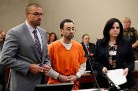 Where is Larry Nassar now? The former ...