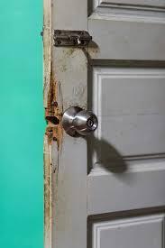 how to repair a wooden door major oak